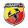 Abarth brand logo with transparent background