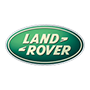 Land Rover brand logo with transparent background