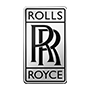 Rolls-Royce brand logo with transparent background