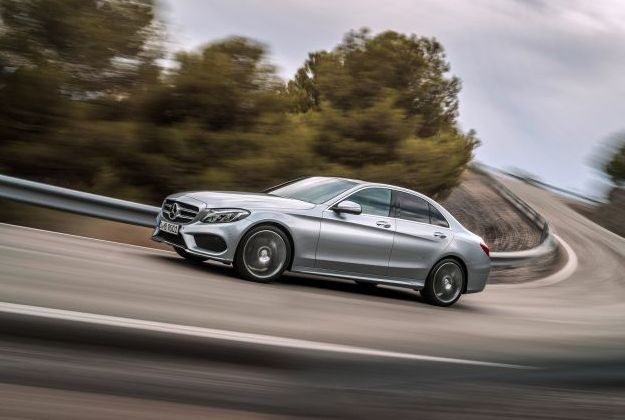 Mercedes-Benz C Class Lease Deals for Personal & Business ...