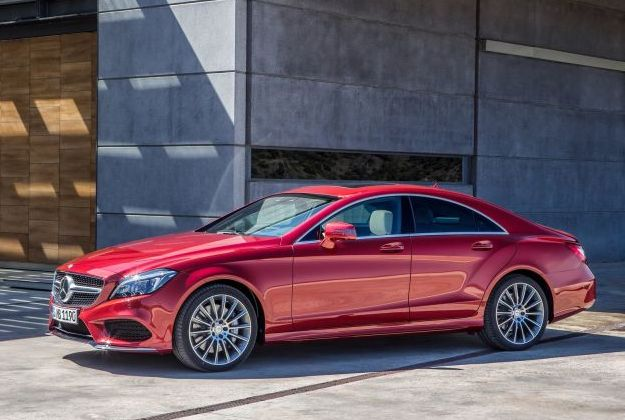 Mercedes-Benz CLS Lease Deals for Personal & Business Cars ...