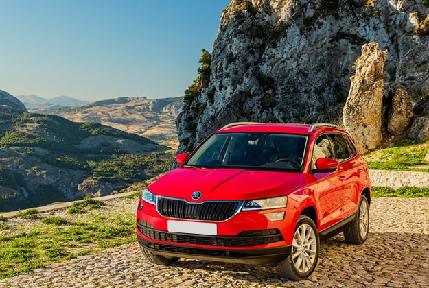 Skoda Karoq Lease Deals for Personal & Business Cars. AMT Auto