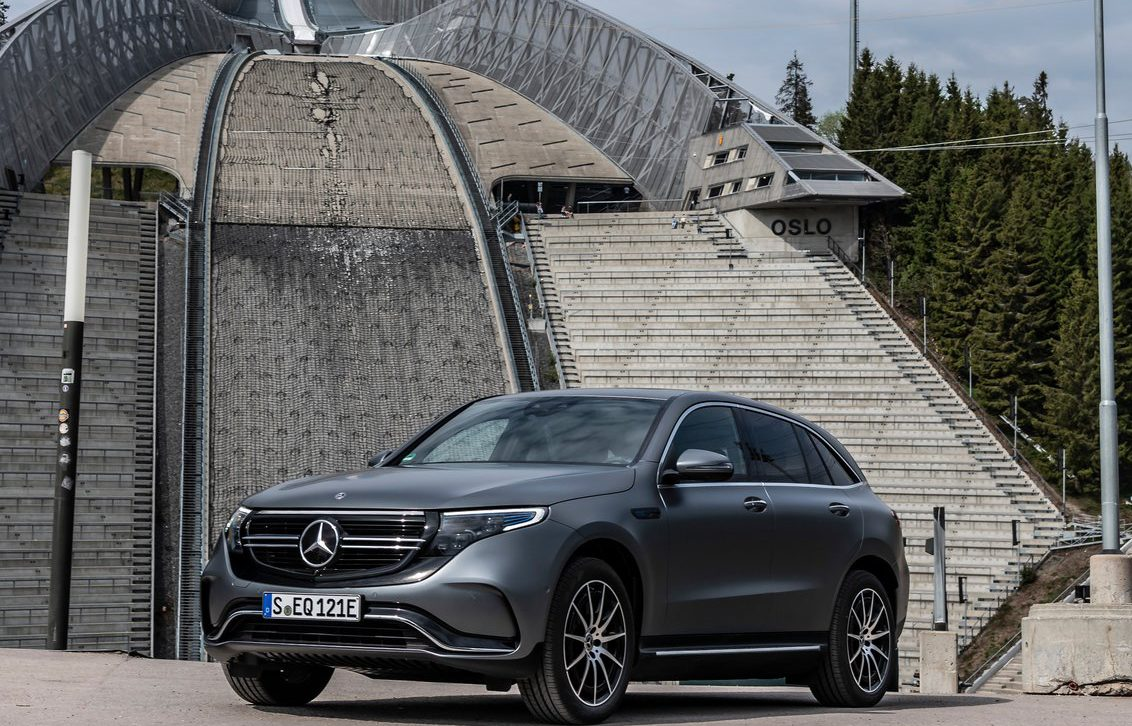 Mercedes-Benz Eqc Lease Deals for Personal & Business Cars ...